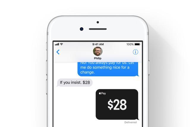 Apple Pay将支持个人转账:信用卡收取3%的手续费