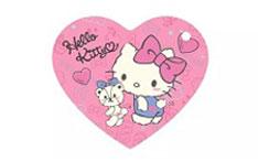 招商银行Hello Kitty粉丝信用卡(花漾甜心卡)