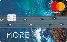 民生银行MORE世界信用卡