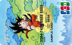 浦发银行梦卡之龙珠信用卡(JCB-筋斗云版)