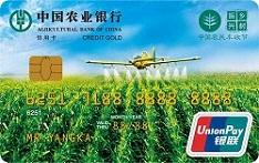 农业银行乡村振兴主题信用卡(丰收节版)