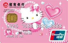 招商银行Hello Kitty花样年华信用卡(银联版-普卡)