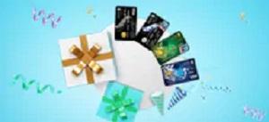 渣打银行信用卡消费笔笔抽,好运转转赚
