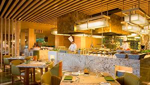 刷花旗银行信用卡,享金茂深圳JW万豪酒店万豪咖啡厅自助餐买一赠一礼遇