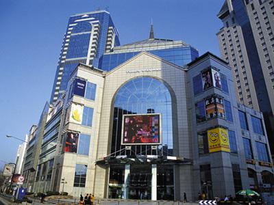 刷招商银行信用卡,享上海华润时代广场优惠